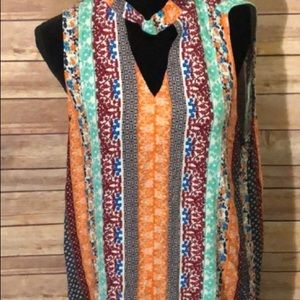 Size L Umgee dress/ beach cover up